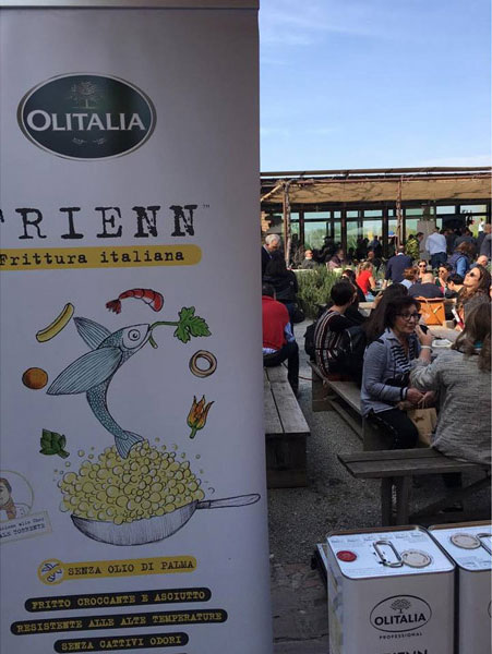 Olitalia supports CheftoChef and Centomani di questa terra 2