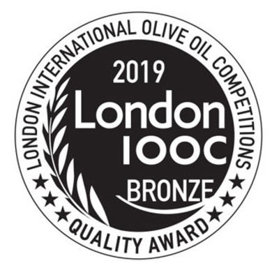 Olitalia's Nocellara Monocultivar Extra Virgin Olive Oil was awarded at the London International Olive Oil Competitions (LIOOC 2019) 1