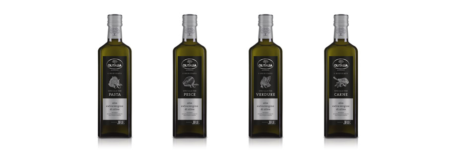 I Dedicati: each extra virgin olive oil to their own dish 1