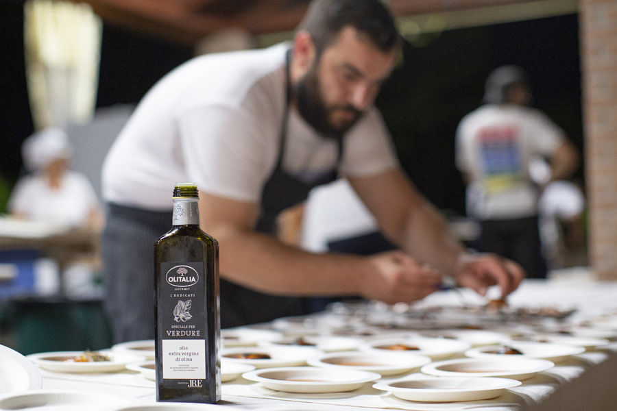 Spessore: 50 chefs and pizza chefs together in Torriana 2