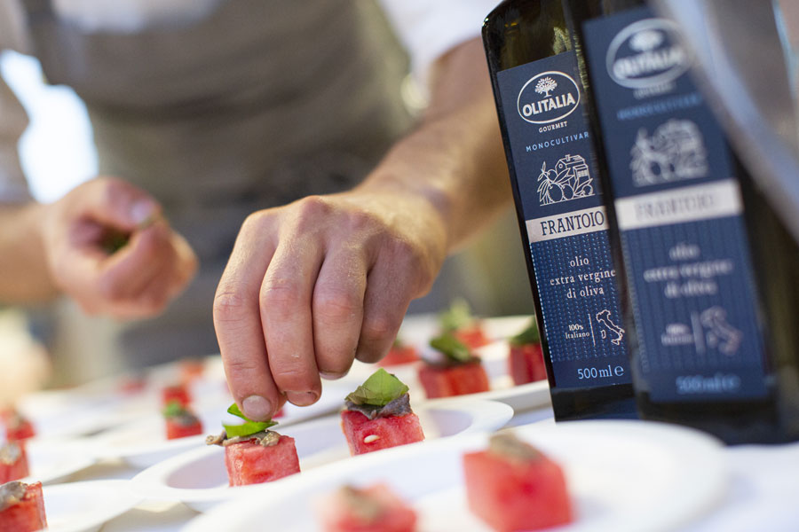 Spessore: 50 chefs and pizza chefs together in Torriana 3