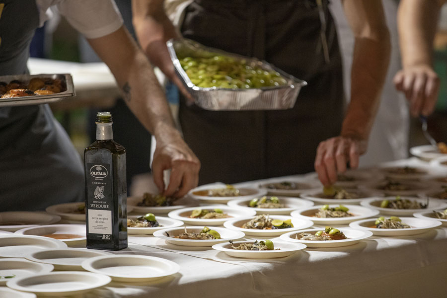 Spessore: 50 chefs and pizza chefs together in Torriana 8