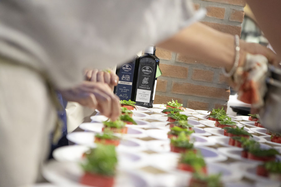 Spessore: 50 chefs and pizza chefs together in Torriana 10
