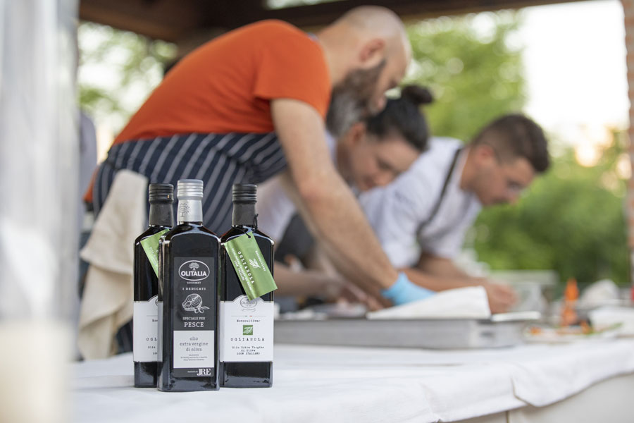Spessore: 50 chefs and pizza chefs together in Torriana 15