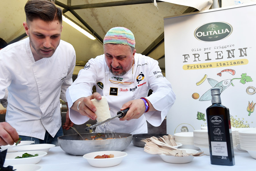 Festa a Vico: Olitalia with Gennaro Esposito and the great chefs from Italy 5