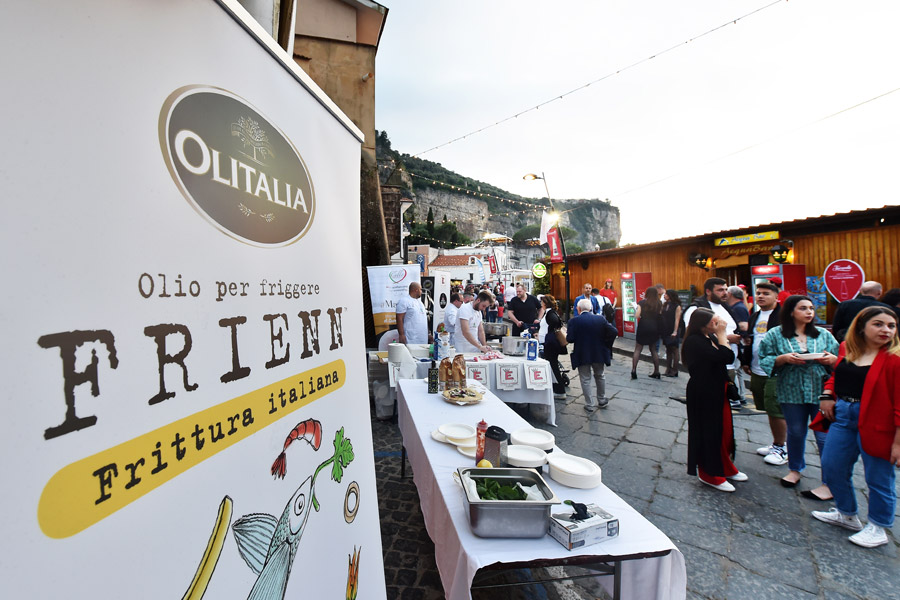 Festa a Vico: Olitalia with Gennaro Esposito and the great chefs from Italy 9