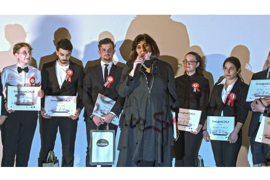 Emergente Sala Award 2019 in Siena and Naples 4