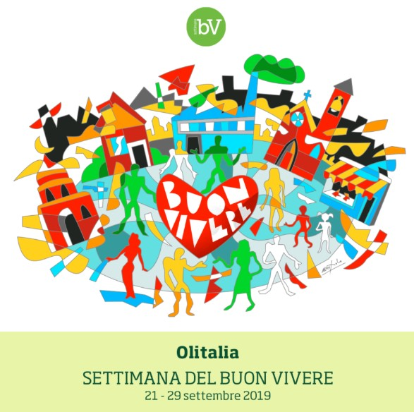 Olitalia sponsor of the Festival of Good Living in Forlì 1