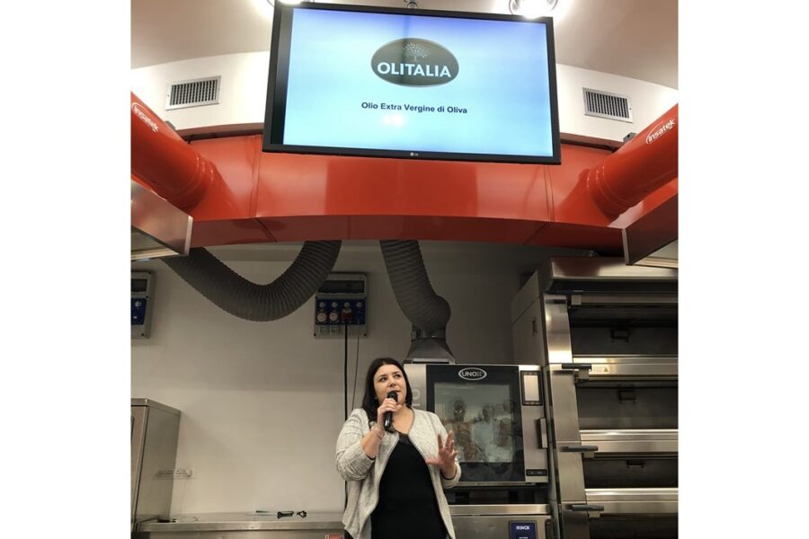 Olitalia at the centre of the bakery world 3